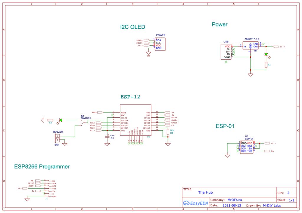 hub 2.0 schematic